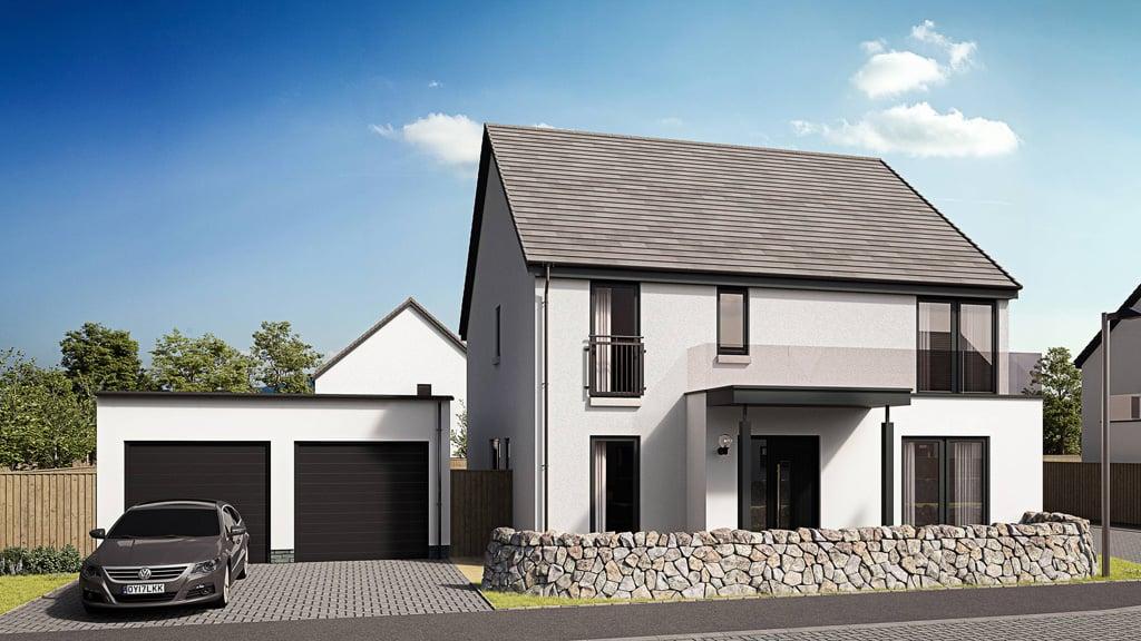 Lochton Extended Rosehill
