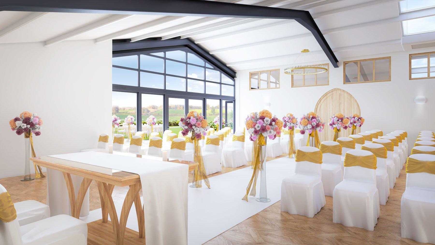 Malt House Wedding Barn