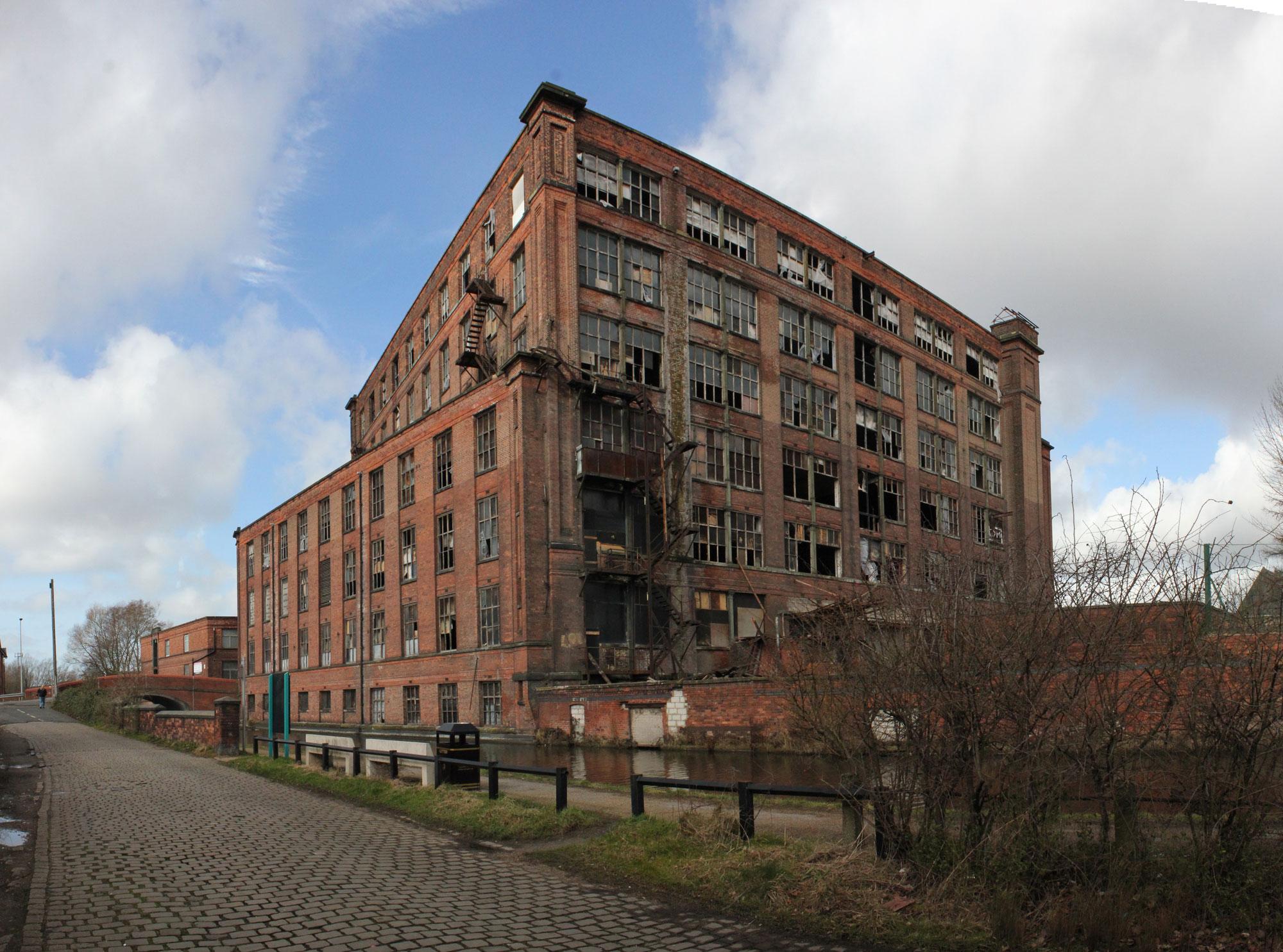 Mather Mill Exterior